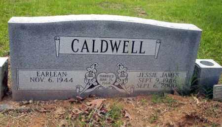 CALDWELL, JESSIE JAMES - Calhoun County, Arkansas | JESSIE JAMES CALDWELL - Arkansas Gravestone Photos