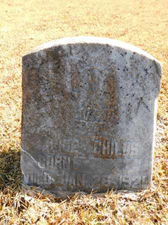 CHILDS, ALICE - Calhoun County, Arkansas | ALICE CHILDS - Arkansas Gravestone Photos