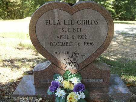 "CHILDS, EULA LEE ""SUE NET"" - Calhoun County, Arkansas | EULA LEE ""SUE NET"" CHILDS - Arkansas Gravestone Photos"