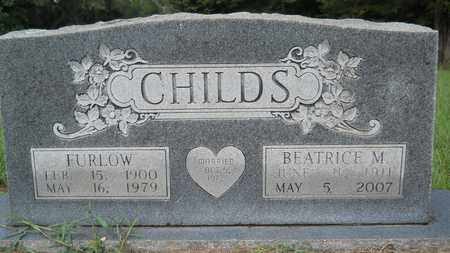 CHILDS, BEATRICE M - Calhoun County, Arkansas | BEATRICE M CHILDS - Arkansas Gravestone Photos