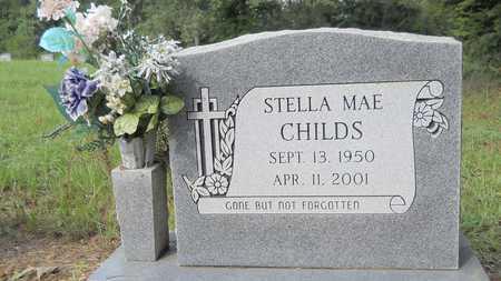 CHILDS, STELLA MAE - Calhoun County, Arkansas | STELLA MAE CHILDS - Arkansas Gravestone Photos