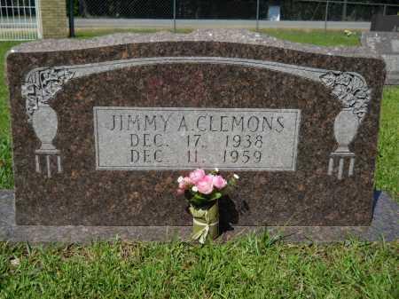 CLEMONS, JIMMY A - Calhoun County, Arkansas   JIMMY A CLEMONS - Arkansas Gravestone Photos