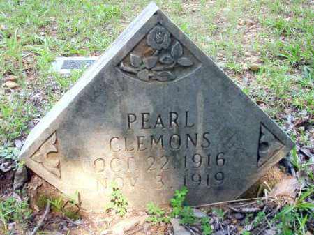 CLEMONS, PEARL - Calhoun County, Arkansas | PEARL CLEMONS - Arkansas Gravestone Photos