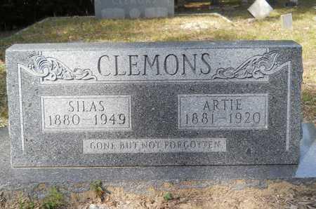 CLEMONS, SILAS - Calhoun County, Arkansas | SILAS CLEMONS - Arkansas Gravestone Photos