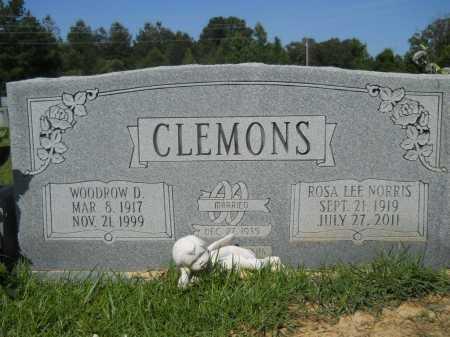 CLEMONS, ROSA LEE - Calhoun County, Arkansas   ROSA LEE CLEMONS - Arkansas Gravestone Photos