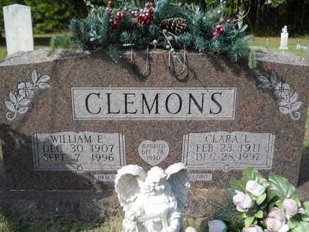 MORGAN CLEMONS, CLARA L - Calhoun County, Arkansas | CLARA L MORGAN CLEMONS - Arkansas Gravestone Photos