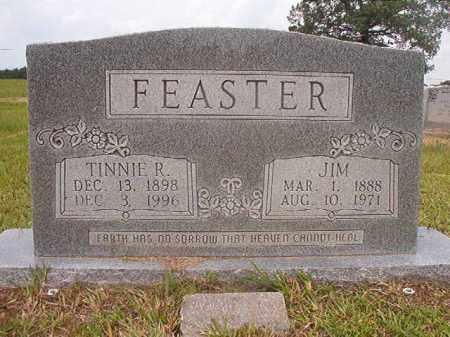 FEASTER, JIM - Calhoun County, Arkansas | JIM FEASTER - Arkansas Gravestone Photos
