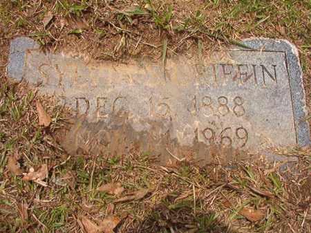GRIFFIN, SYLVIA S - Calhoun County, Arkansas | SYLVIA S GRIFFIN - Arkansas Gravestone Photos