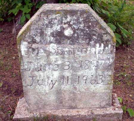 HALL, EVA - Calhoun County, Arkansas | EVA HALL - Arkansas Gravestone Photos