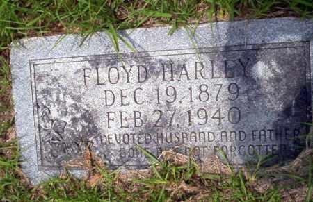 HARLEY, FLOYD - Calhoun County, Arkansas   FLOYD HARLEY - Arkansas Gravestone Photos
