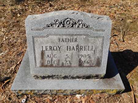 HARRELL, LEROY - Calhoun County, Arkansas   LEROY HARRELL - Arkansas Gravestone Photos