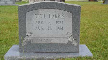 HARRIS, CECIL ERNER - Calhoun County, Arkansas | CECIL ERNER HARRIS - Arkansas Gravestone Photos