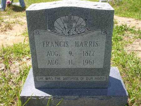 HARRIS, FRANCIS - Calhoun County, Arkansas | FRANCIS HARRIS - Arkansas Gravestone Photos