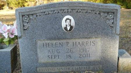 HARRIS, HELEN P - Calhoun County, Arkansas | HELEN P HARRIS - Arkansas Gravestone Photos