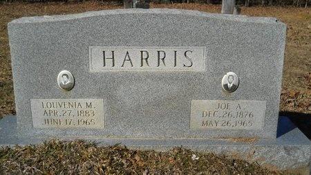 HARRIS, JOE A - Calhoun County, Arkansas | JOE A HARRIS - Arkansas Gravestone Photos
