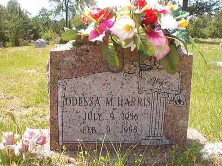 HARRIS, ODESSA MARIE - Calhoun County, Arkansas   ODESSA MARIE HARRIS - Arkansas Gravestone Photos