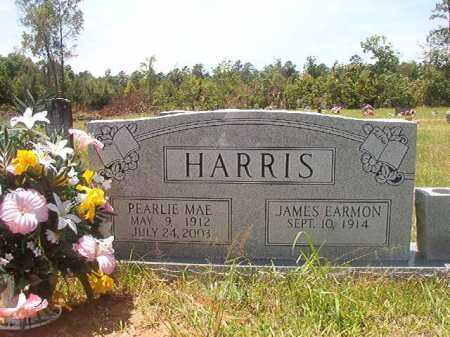 HARRIS, PEARLIE MAE - Calhoun County, Arkansas | PEARLIE MAE HARRIS - Arkansas Gravestone Photos