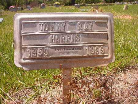 HARRIS, TOMMY RAY - Calhoun County, Arkansas   TOMMY RAY HARRIS - Arkansas Gravestone Photos
