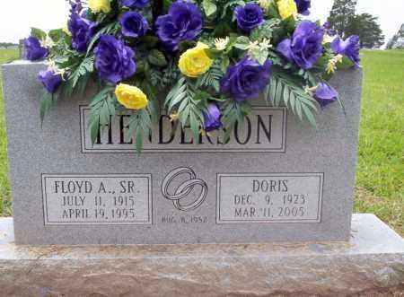 HENDERSON, DORIS - Calhoun County, Arkansas | DORIS HENDERSON - Arkansas Gravestone Photos