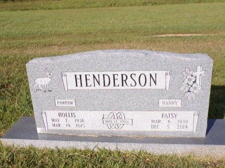 HENDERSON, PATSY JEANETTE - Calhoun County, Arkansas | PATSY JEANETTE HENDERSON - Arkansas Gravestone Photos