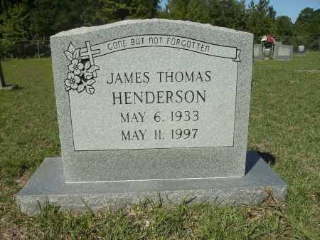 HENDERSON, JAMES THOMAS - Calhoun County, Arkansas | JAMES THOMAS HENDERSON - Arkansas Gravestone Photos