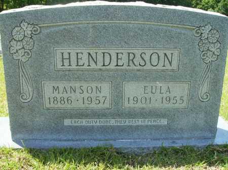 KITCHENS HENDERSON, EULA - Calhoun County, Arkansas | EULA KITCHENS HENDERSON - Arkansas Gravestone Photos