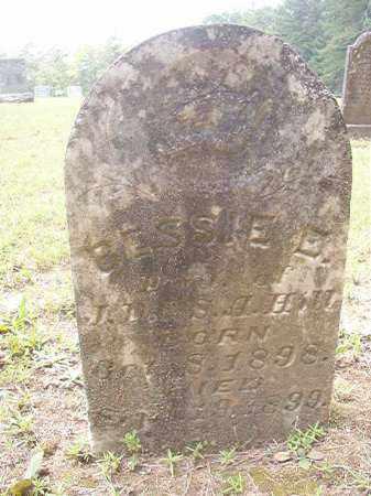 HILL, BESSIE E - Calhoun County, Arkansas   BESSIE E HILL - Arkansas Gravestone Photos