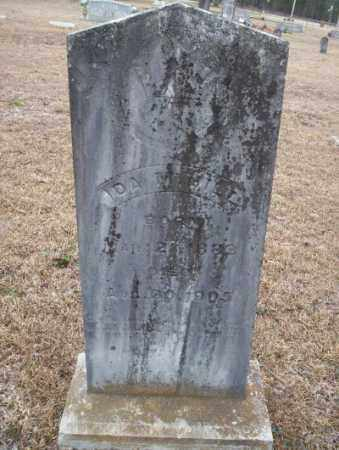 HILL, IDA - Calhoun County, Arkansas | IDA HILL - Arkansas Gravestone Photos