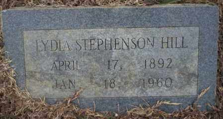 HILL, LYDIA - Calhoun County, Arkansas | LYDIA HILL - Arkansas Gravestone Photos