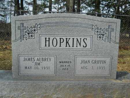 HOPKINS, NELLIE JOAN - Calhoun County, Arkansas | NELLIE JOAN HOPKINS - Arkansas Gravestone Photos