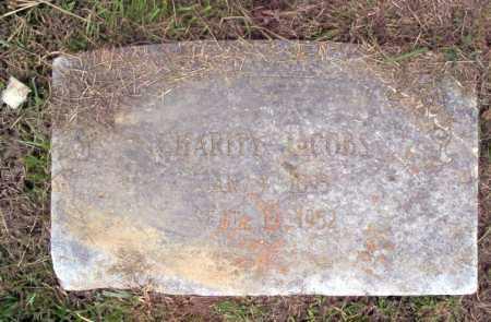 JACOBS, CHARITY - Calhoun County, Arkansas | CHARITY JACOBS - Arkansas Gravestone Photos