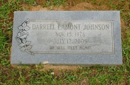JOHNSON, DARRELL LAMONT - Calhoun County, Arkansas | DARRELL LAMONT JOHNSON - Arkansas Gravestone Photos