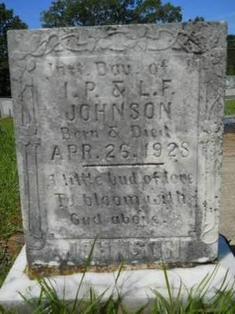 JOHNSON, INFANT - Calhoun County, Arkansas | INFANT JOHNSON - Arkansas Gravestone Photos