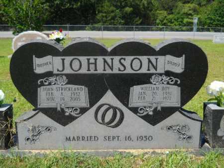 JOHNSON, JOAN - Calhoun County, Arkansas | JOAN JOHNSON - Arkansas Gravestone Photos