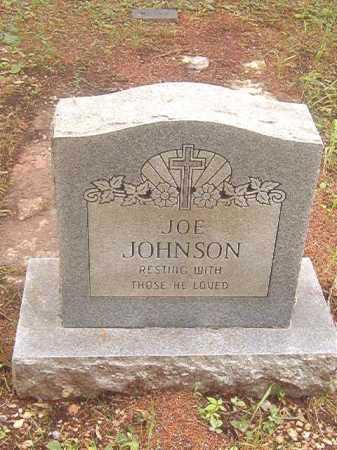 JOHNSON, JOE - Calhoun County, Arkansas | JOE JOHNSON - Arkansas Gravestone Photos