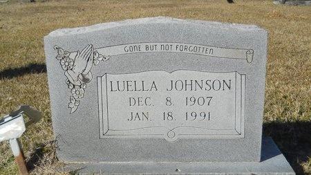 JOHNSON, LUELLA - Calhoun County, Arkansas | LUELLA JOHNSON - Arkansas Gravestone Photos