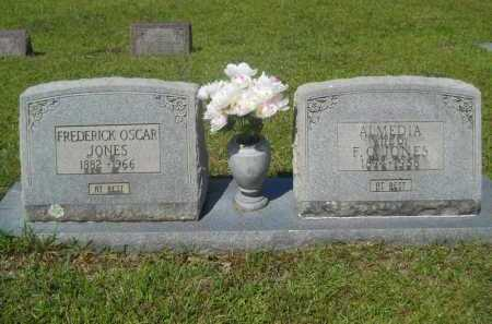 JONES, ALMEDIA - Calhoun County, Arkansas | ALMEDIA JONES - Arkansas Gravestone Photos