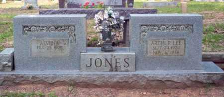 JONES, ARTHUR LEE - Calhoun County, Arkansas | ARTHUR LEE JONES - Arkansas Gravestone Photos