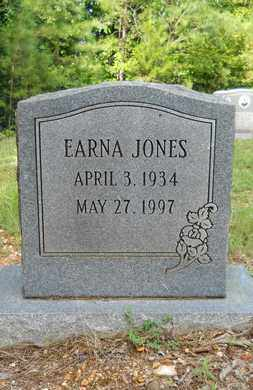 JONES, EARNA - Calhoun County, Arkansas | EARNA JONES - Arkansas Gravestone Photos