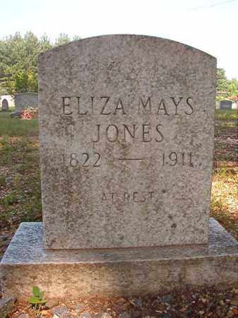 JONES, ELIZA - Calhoun County, Arkansas | ELIZA JONES - Arkansas Gravestone Photos