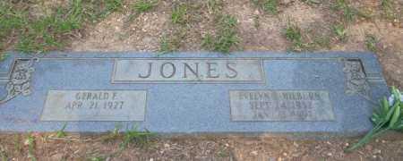 JONES, EVELYN P - Calhoun County, Arkansas | EVELYN P JONES - Arkansas Gravestone Photos