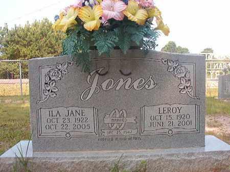 JONES, LEROY - Calhoun County, Arkansas | LEROY JONES - Arkansas Gravestone Photos