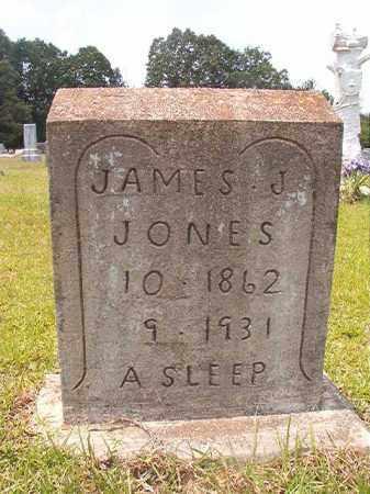 JONES, JAMES J - Calhoun County, Arkansas | JAMES J JONES - Arkansas Gravestone Photos