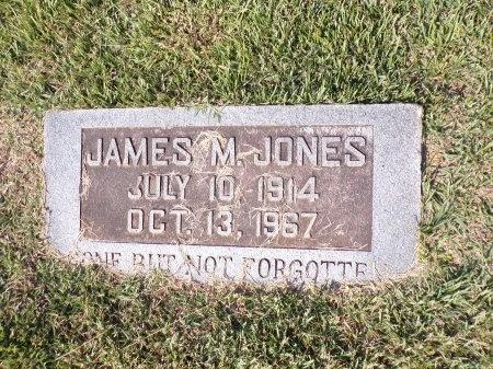 JONES, JAMES MURRY - Calhoun County, Arkansas   JAMES MURRY JONES - Arkansas Gravestone Photos