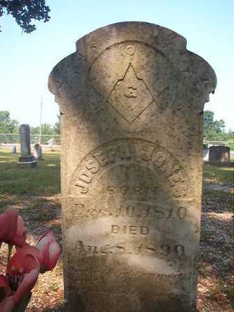 JONES, JOSEPH - Calhoun County, Arkansas   JOSEPH JONES - Arkansas Gravestone Photos