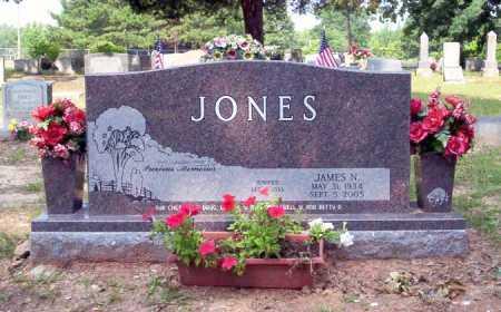 JONES, JAMES N - Calhoun County, Arkansas | JAMES N JONES - Arkansas Gravestone Photos