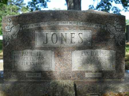 JONES, EVA LOUISE - Calhoun County, Arkansas | EVA LOUISE JONES - Arkansas Gravestone Photos
