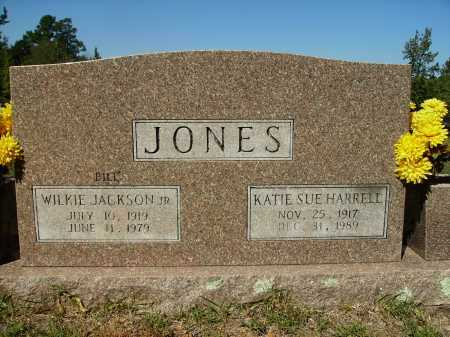 JONES, KATIE SUE - Calhoun County, Arkansas   KATIE SUE JONES - Arkansas Gravestone Photos