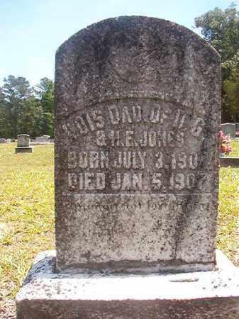 JONES, LOIS - Calhoun County, Arkansas | LOIS JONES - Arkansas Gravestone Photos