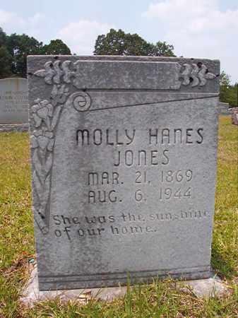 JONES, MOLLY - Calhoun County, Arkansas | MOLLY JONES - Arkansas Gravestone Photos